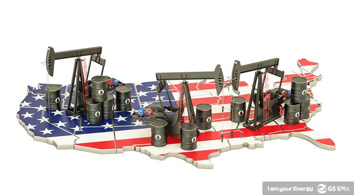 미국 석유업계