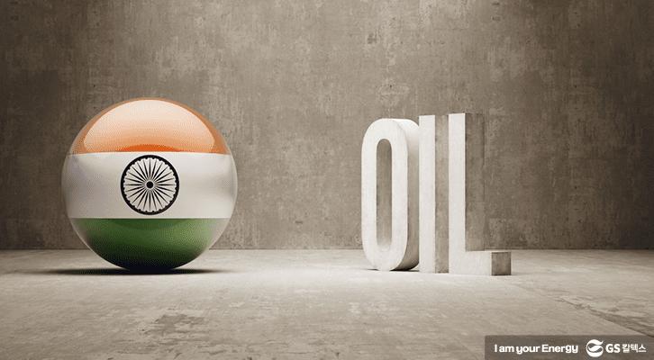 인도의 석유 수요