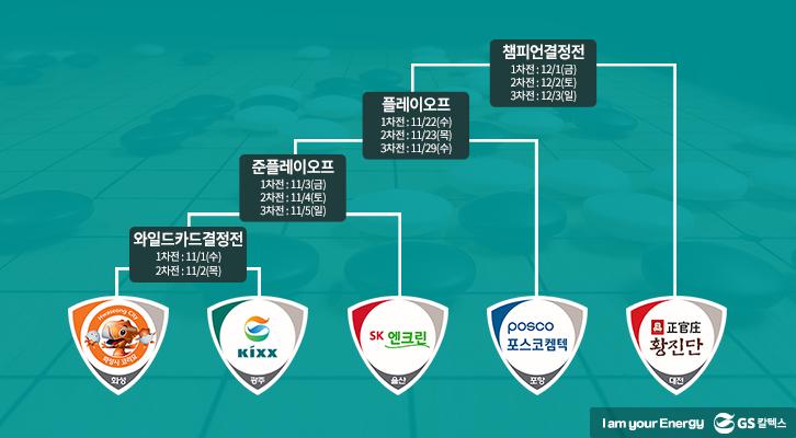 GS칼텍스, 한국바둑리그, Kixx팀, 프로바둑